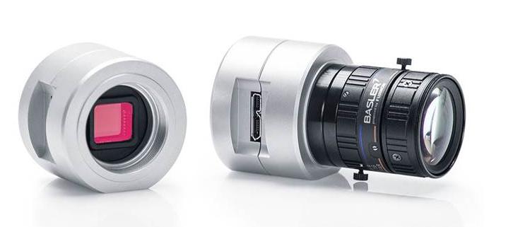 basler的相机pulse正式量产